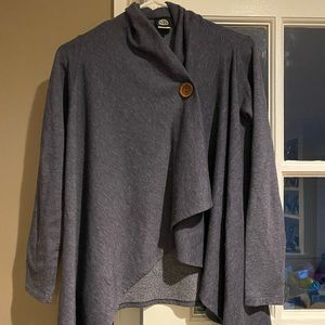 Nordstrom One Button Cardigan